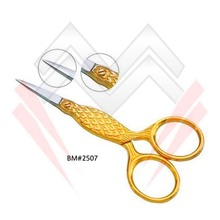 German Quality Embroidery Scissors / Quality Handle Material & Tip / Embroidery Scissors MARIG - PAKISTAN