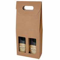 Twin Wine hand Paper Gift Bags