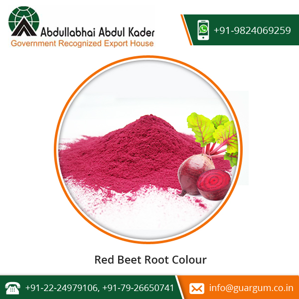 Red Beet Root Colour - E 162