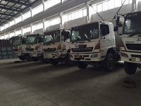 USED TRUCKS -Hino 350 HP 6X4 Dump/Tipper Truck