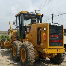 used cat 140k tractor road grader