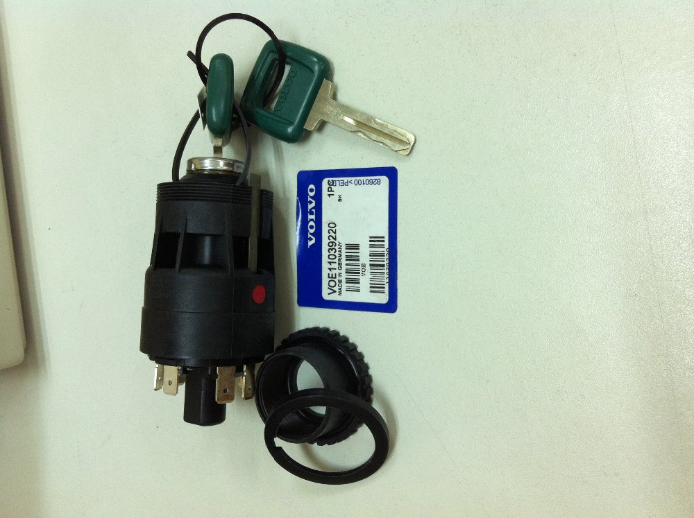 Volvo Starter Switch