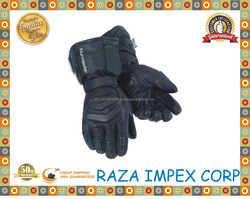 Design In Hand leather made motorcycle motorbike gloves , Leather Motorbike Motorcycle Racing Sports Gloves