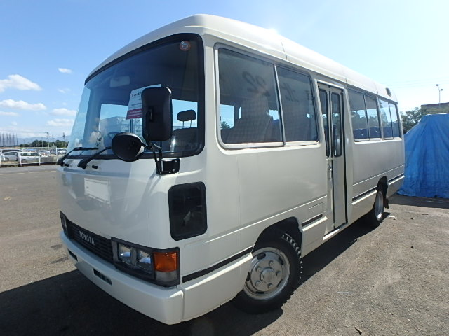 Durable used toyota bus with multipul functions made in Japan