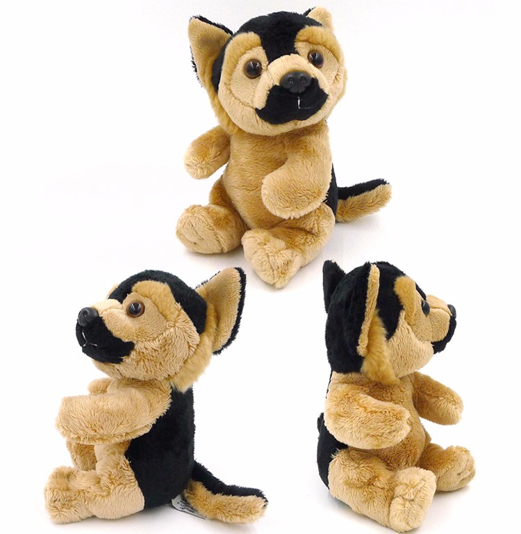 Give your children the best Christmas present dog plush toy
