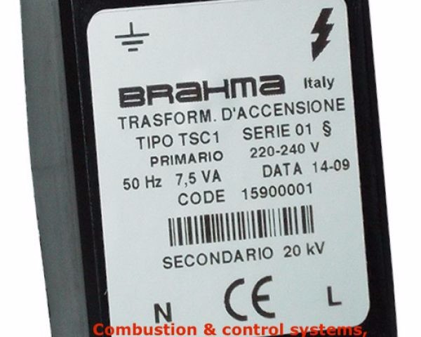 Brahma capacitive discharge ignitor