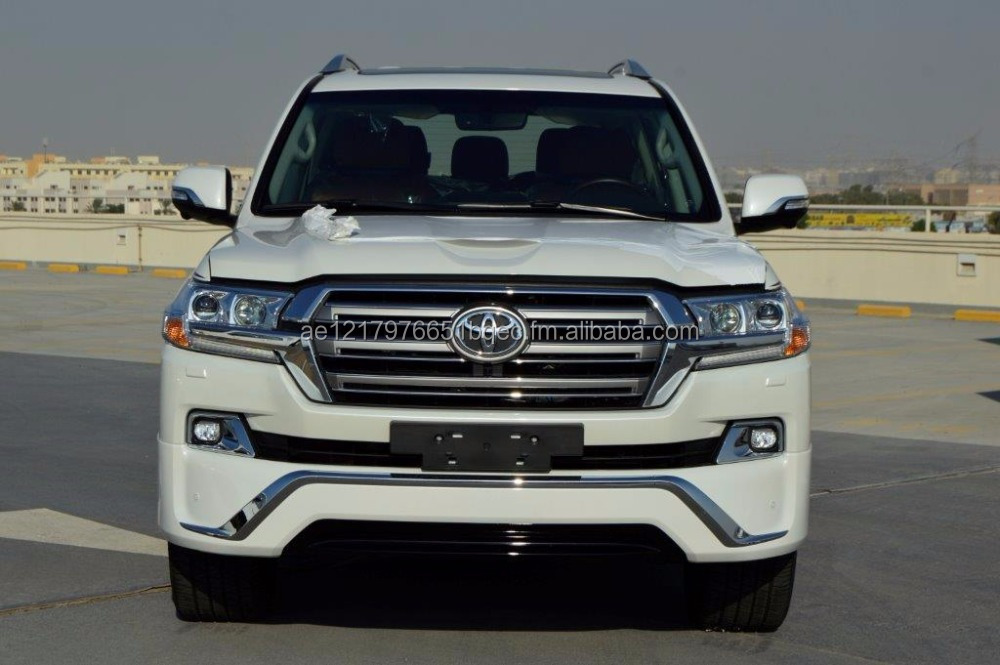 2017 MODEL TOYOTA LAND CRUISER 200 V8 4.5L TURBO DIESEL AUTOMATIC NEW CARS IN DUBAI