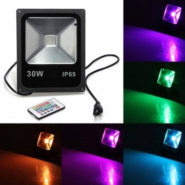 RGB LED SPOTLIGHT