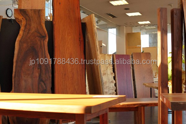 Luxury and Premium Interior Furniture Custom Design with Hinoki Cypress Made in Japan
