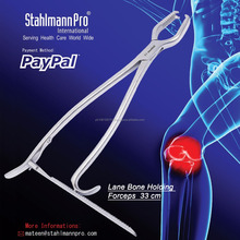 Lane Bone Holding Forceps 330mm for Orthopedic Surgery