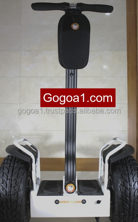 Gogosegway 2 wheel self balancing electric vehicle / two wheels self-balancing electric vehicle with handle bar