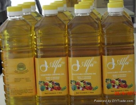 100% CRUDE AND REFINED PALM OIL
