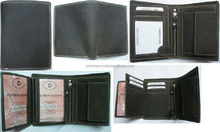 Wholesale Mens Leather Elegance Wallets Made in India