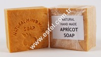 Apricot Kernel Oil Soap , Hand Made Natural Bar Soap, Direct From Producer From Turkey