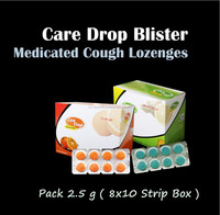 Care Drop Throat Lozenges