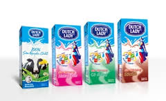 good price Milk dutch lady 110ml FMCG product
