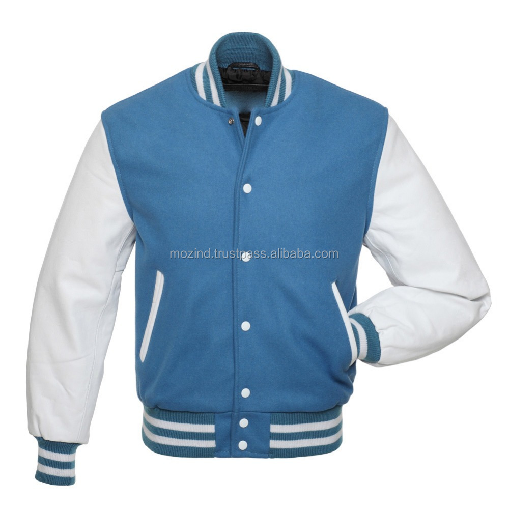 New cheap custom men winter varsity jackets printed with Chinese character
