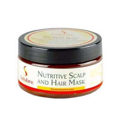 Bentonite and Zeolite Clays Nutritive Scalp and Hair Clay Mask