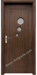 Stylish interior door