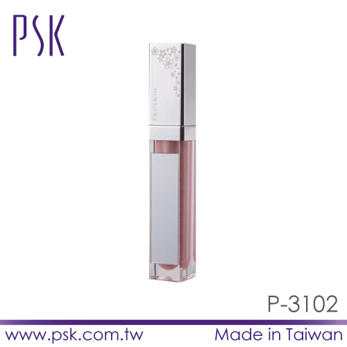 W-2P3102 Wholesale cheap matte pink diamond lip gloss
