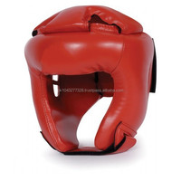 high quality Leather Kick Boxing Head Guard, martial arts head guard