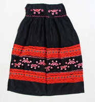 New Arrival Wholesale Handmade Cotton Fabric Skirt