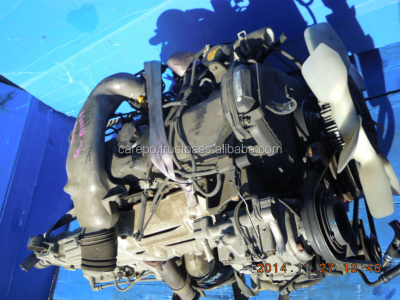 RECYCLED AUTO ENGINE 5L (HIGH QUALITY AND GOOD CONDITION) FOR TOYOTA HIACE