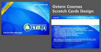 Custom Scratch Card Printing | Scratch card for Mobile Phones | Scratch Cards