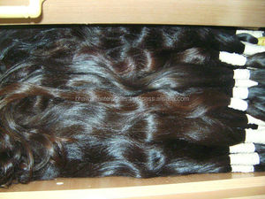 Unprocessed 100%virgin brazilian human hair