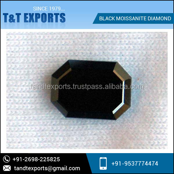 Top Most Selling Black Moissanite Diamonds at Low Range