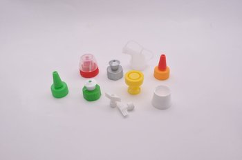 Plastic caps for Pharmaceutical and Cosmetics Duy Tan VN