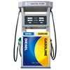 Dual Fuel Dispenser Fuel Pump Machine