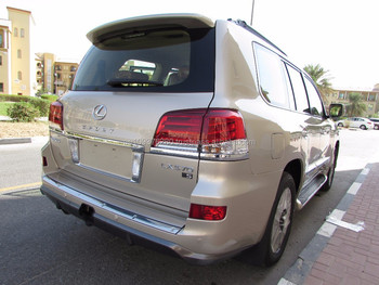 Brand New Lexus LX570 SPORT New car 2015 Model