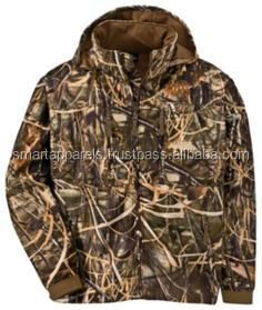 Custom Hunting Softshell Jacket
