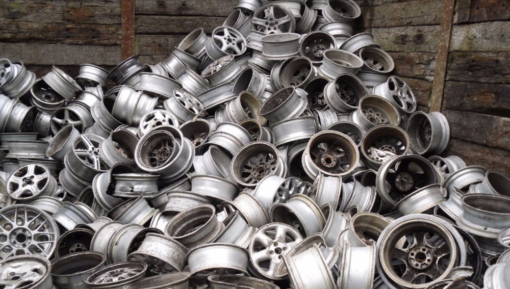 Aluminum Wheel Scrap / aluminum alloy wheel scrap