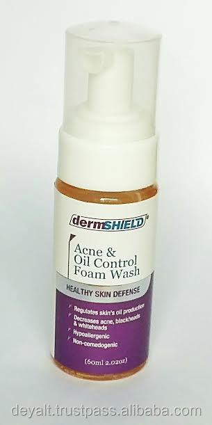 Dermshield Acne and Oil Control Foam Wash