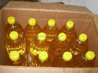 Refined Sunflower Oil and Crude Sunflower Oil