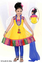 Kids Churidar Suit($15-20USD)/kids anarkali dresses