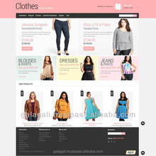 Online Shopping B2C eCommerce Fashion Website Design and Development with SEO