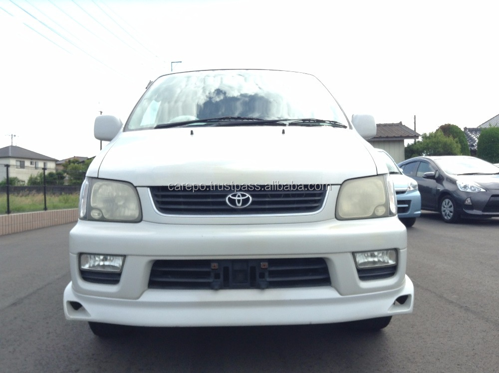 CHEAP USED CAR IN JAPAN FOR TOYOTA LITEACE NOAH 2000 (ENGINE: 3S, MODEL: GF-SR40G, GRADE: G)