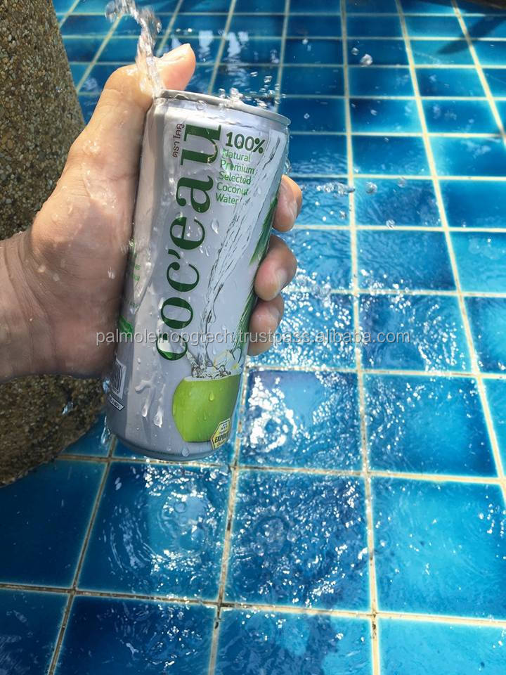 Canned Coconut Water 310ml 100% Coconut water