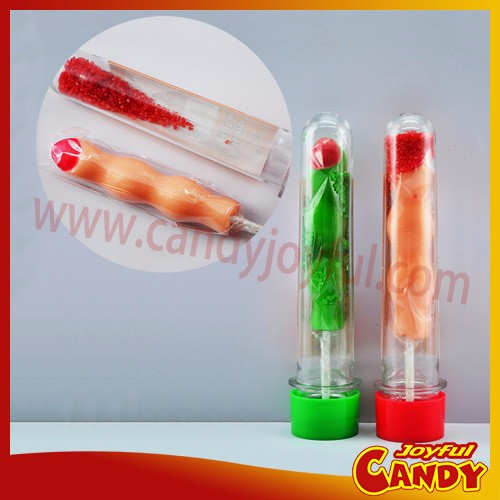 Halloween Candy Finger Test Tube Toy Candy