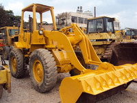 Used CAT wheel loader 910F for sale!