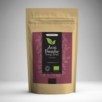 RAW Organic acai powder 125g