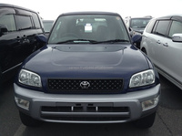 JAPANESE USED CARS FOR TOYOTA RAV4 L 5D V SXA16G EXPORTED FROM JAPAN