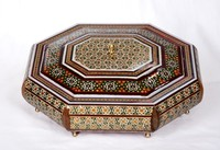 Khatam - Jewellery - BOX - craft - 8walls