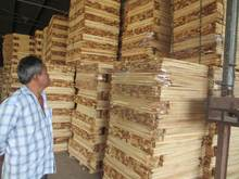 Rubber sawn timber high quality for pallet or furniture from Vietnam