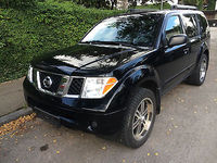 USED CARS - NISSAN PATHFINDER 4.0 V6 PICK UP (LHD 7361 GASOLINE)