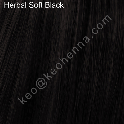 Natural Black Hair Dye, Black Henna Powder, Best Herbal Hair Color