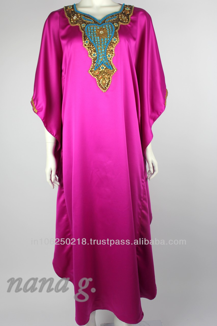 Fashionable LOVELY MODERN FARASHA JALABIYA WEDDING kaftan k114